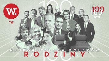 Najbogatsze polskie rodziny