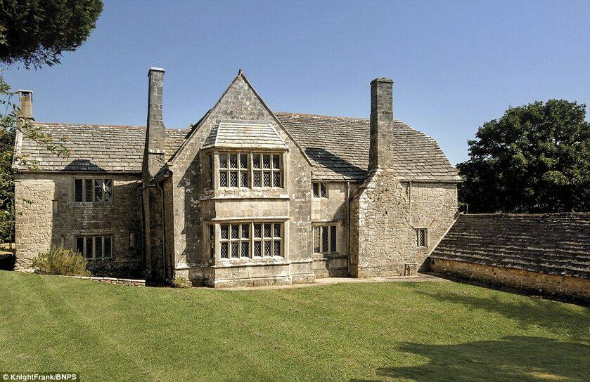Najstarszy dom w Wielkiej Brytanii