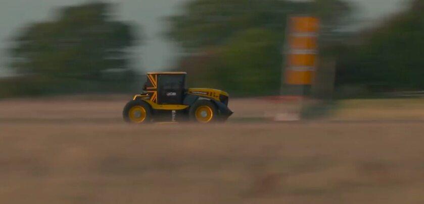 Najszybszy traktor świata