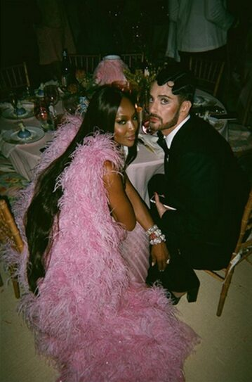 Naomi Campbell, Marc Jacobs
