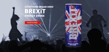 Napój Brexit