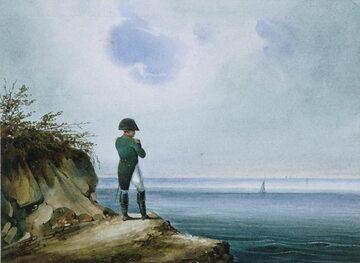 Napoleon na Św. Helenie