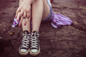 Nastolatka, zdj. ilustracyjne