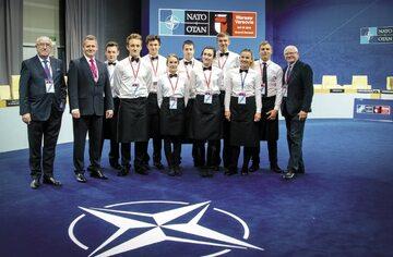 NATO obradowało z Mazurkas Catering 360°!