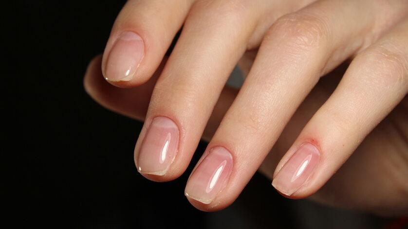 Naturalne paznokcie