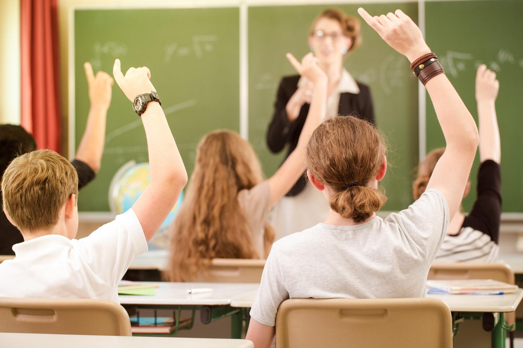 Nauczyciel, zdjęcie ilustracyjne