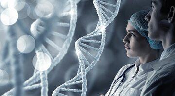 Naukowcy, zdjęcie ilustracyjne