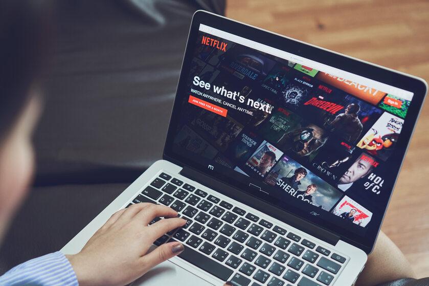 Netflix - ilustracja
