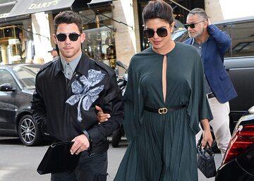 Nick Jonas i Priyanka Chopra