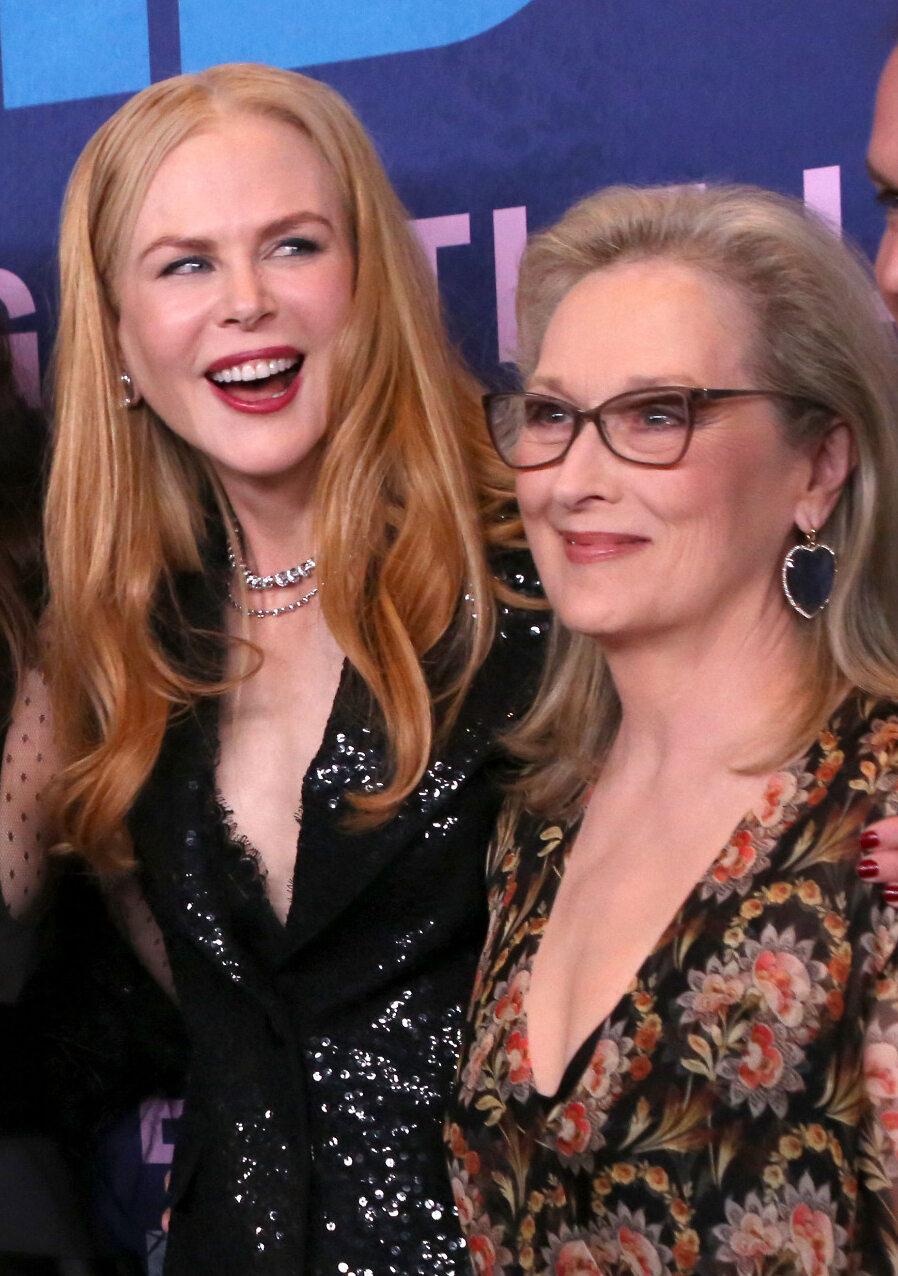 Nicole Kidman i Meryl Streep