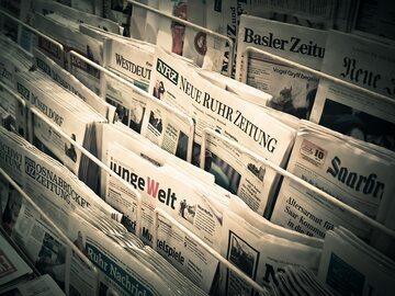 Niemiecka prasa