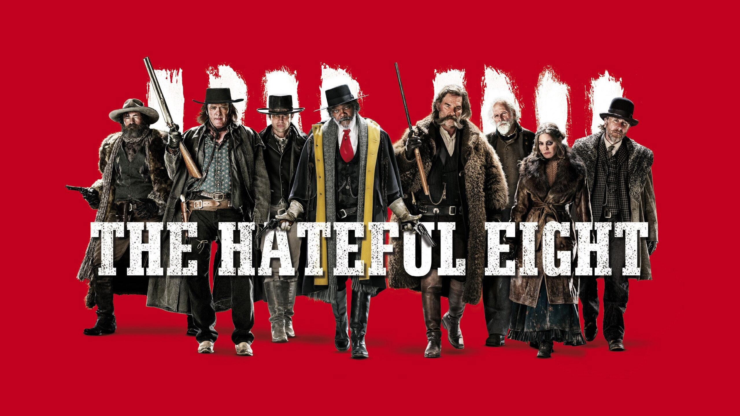 Nienawistna Ósemka / The Hateful Eight (2015)