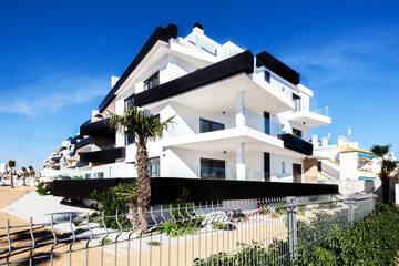 Nieruchomość na Costa Blanca, Hiszpania, zdjęcie ilustracyjne