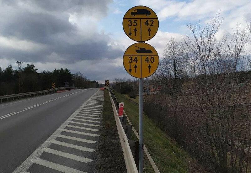 Nietypowe znaki drogowe