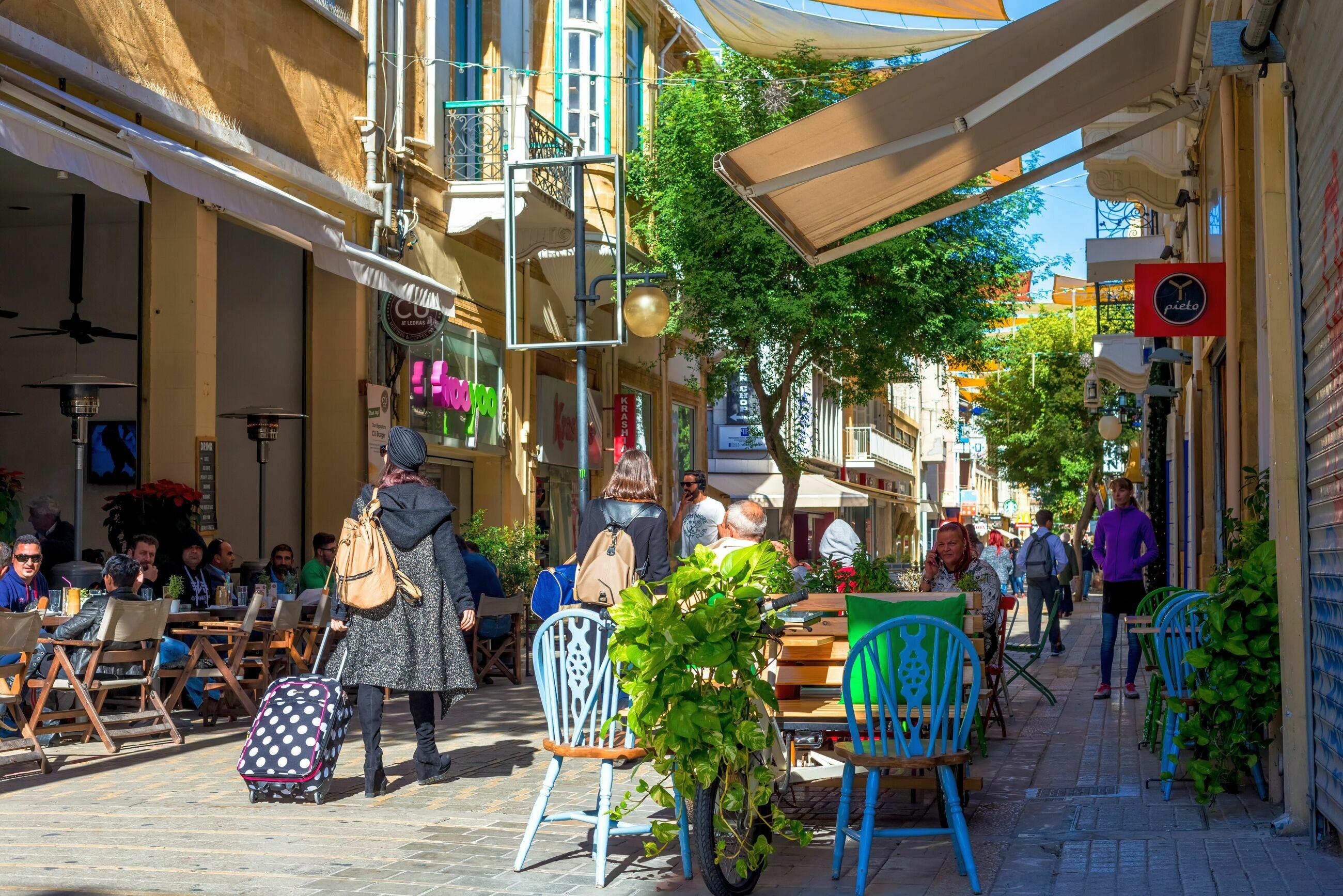 Nikozja, zdj. ilustracyjne
