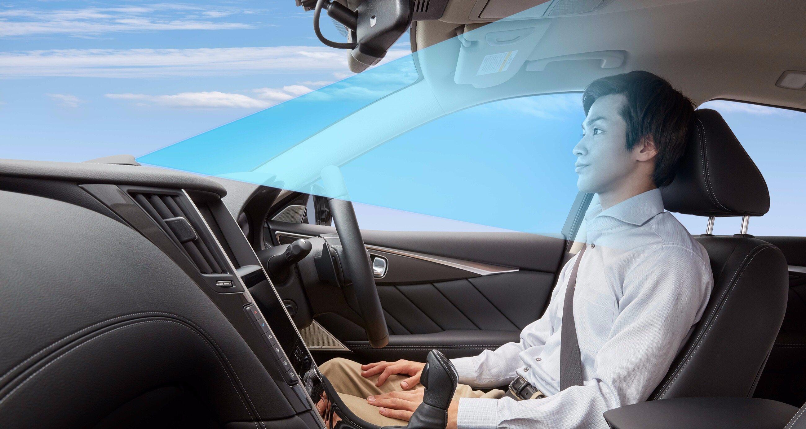 Nissan – system ProPilot