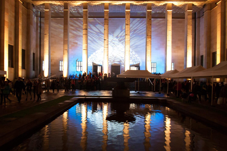 Noc Muzeów w Muzeum Narodowym
