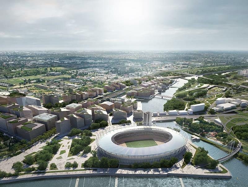 Nowa dzielnica Budapesztu