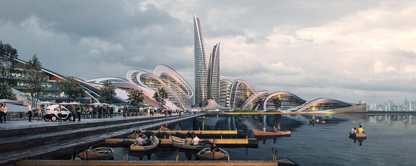 Nowa dzielnica Moskwy
