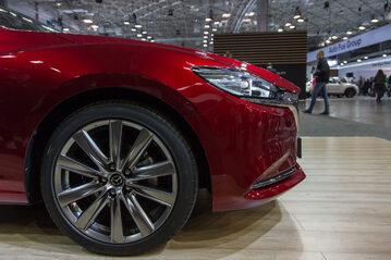 Nowa Mazda 6 na targach Motor Show w Poznaniu