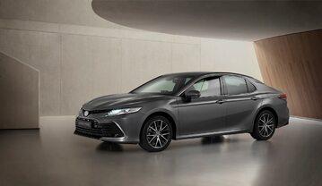 Nowa Toyota Camry Hybrid
