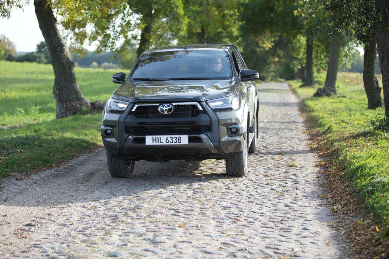 Nowa Toyota Hilux