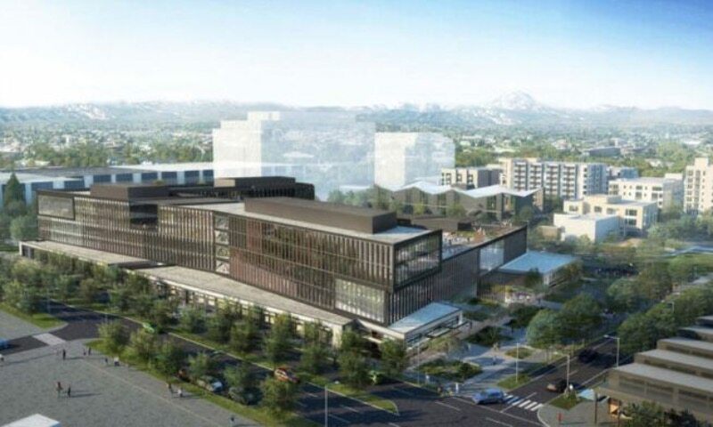 Nowe biura Facebooka w Bellevue koło Seattle