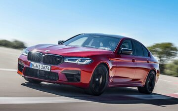 Nowe BMW M5 i M5 Competition