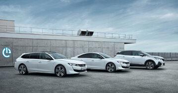Nowe hybrydowe Peugeoty: 508, 508 SW i 3008
