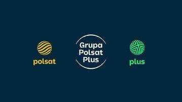 Nowe logotypy Polsatu i Plusa