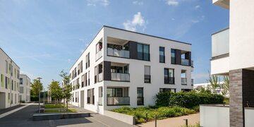 Nowe osiedle mieszkaniowe