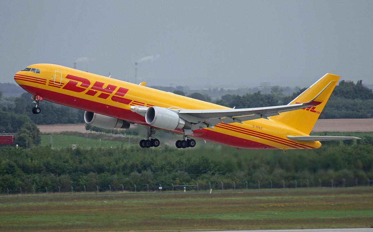 Nowe samoloty DHL kupione od Boeinga