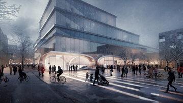 Nowe stacje metra w Oslo
