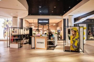 Nowe stoiska concept stores w Galerii Mokotów