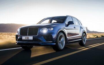 Nowy Bentley Bentayga Speed