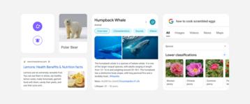 Nowy design wyszukiwarki mobilnej Google'a