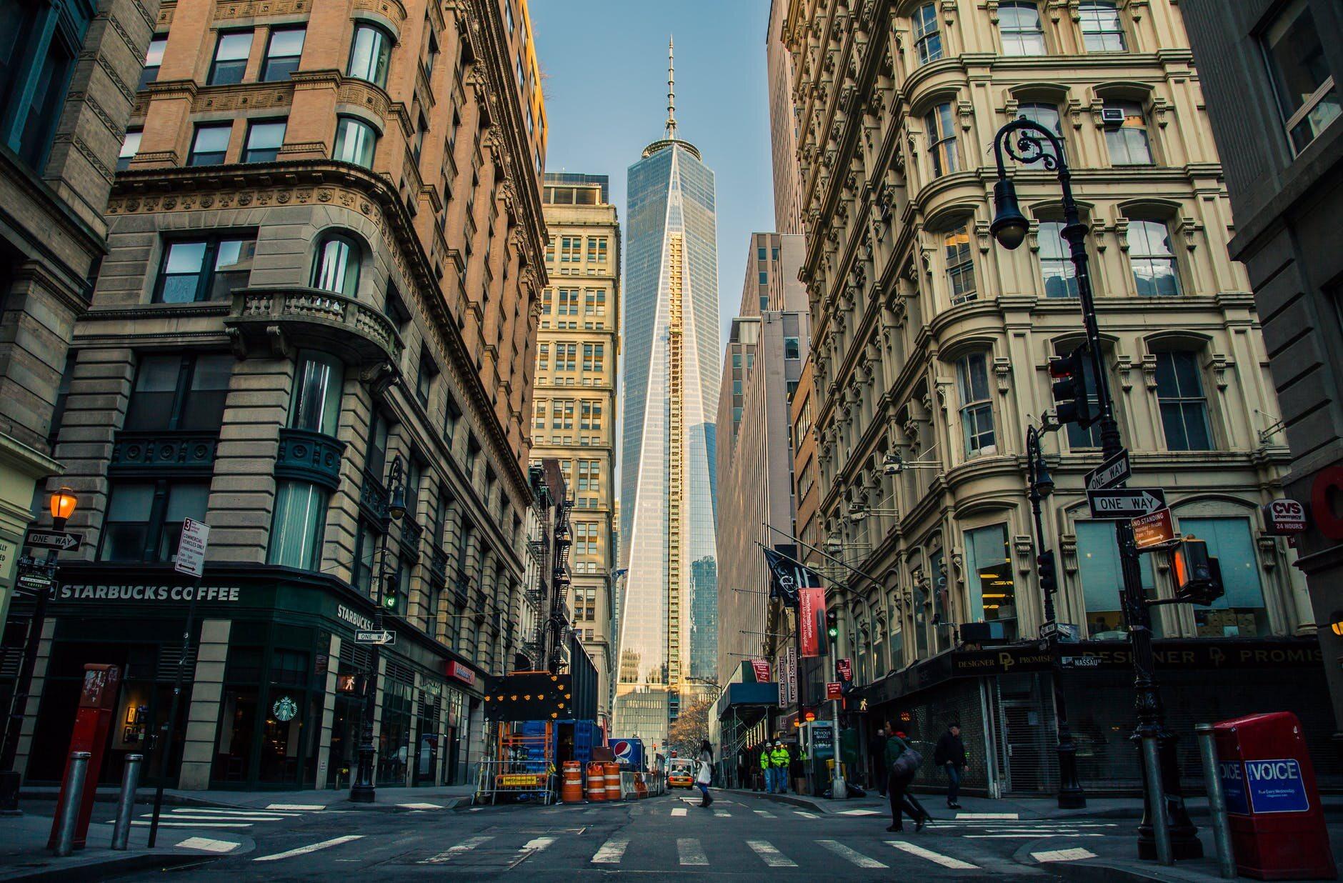 Nowy Jork, zdjęcie ilustracyjne