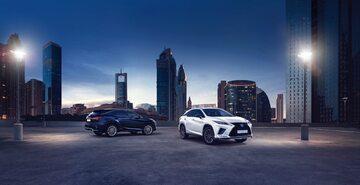 Nowy Lexus RX