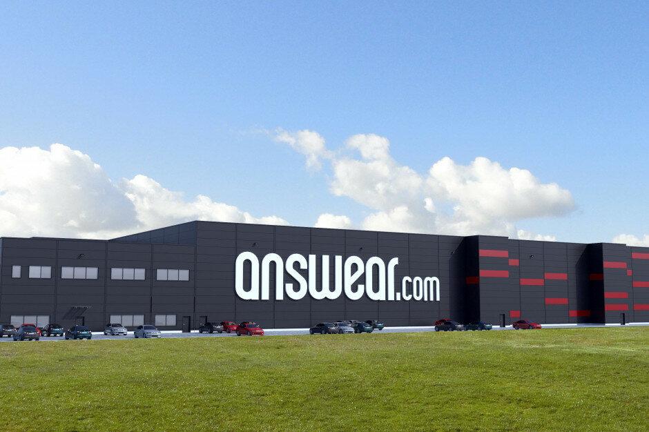 Nowy magazyn Answear.com