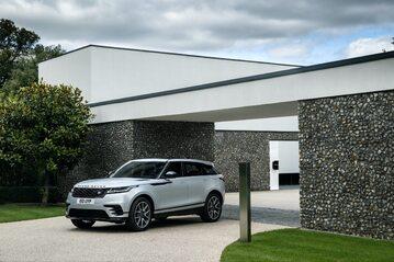 Nowy Range Rover Velar Plug-In Hybrid
