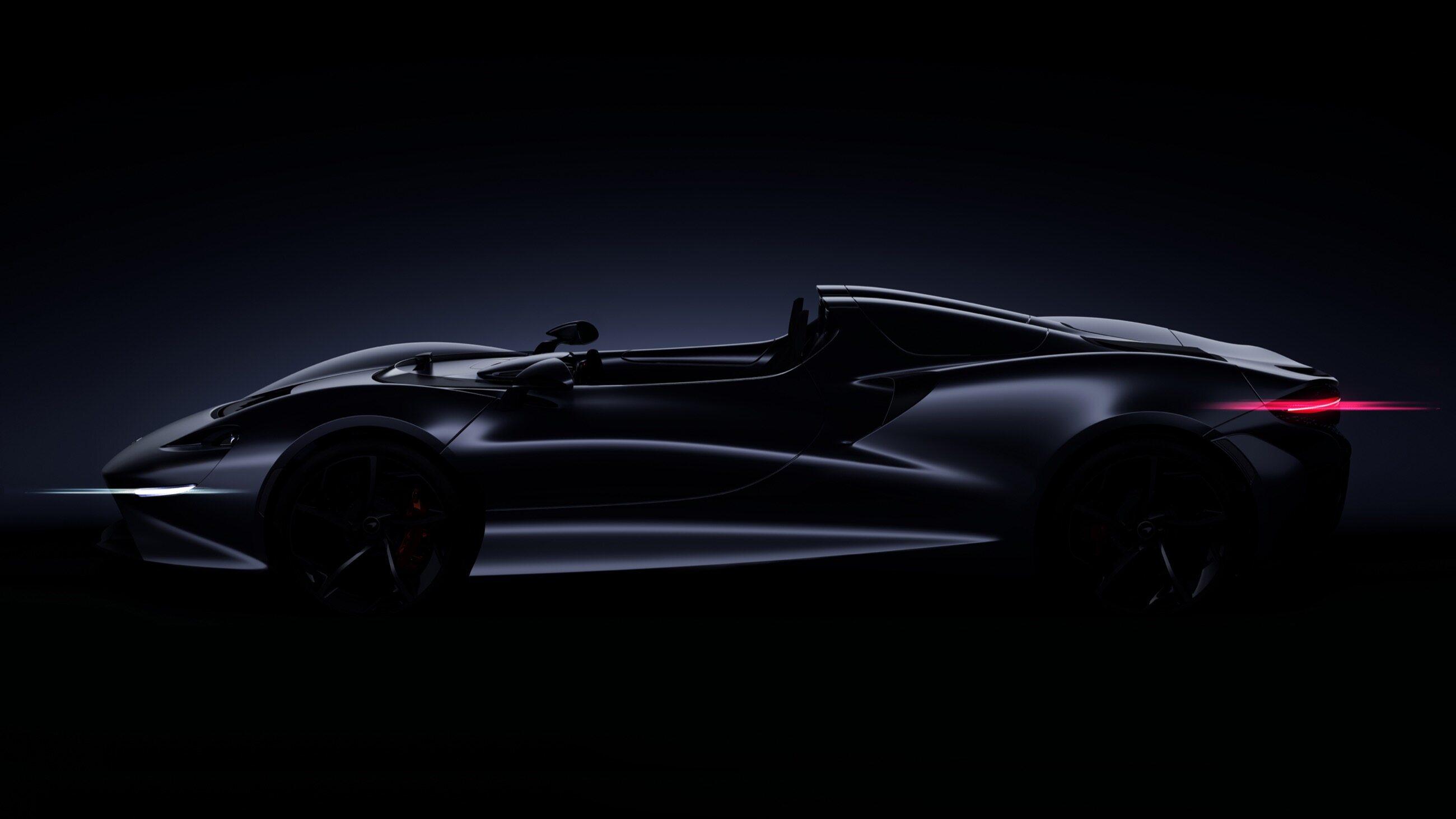 Nowy roadster McLarena z serii Ultimate