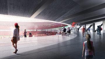 Nowy stadion w Rotterdamie