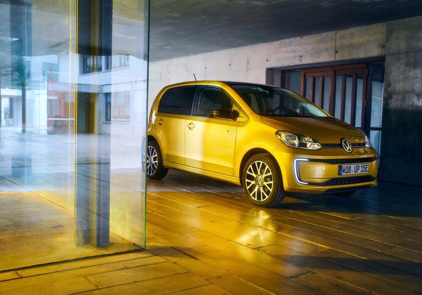 Nowy Volkswagen e-Up!