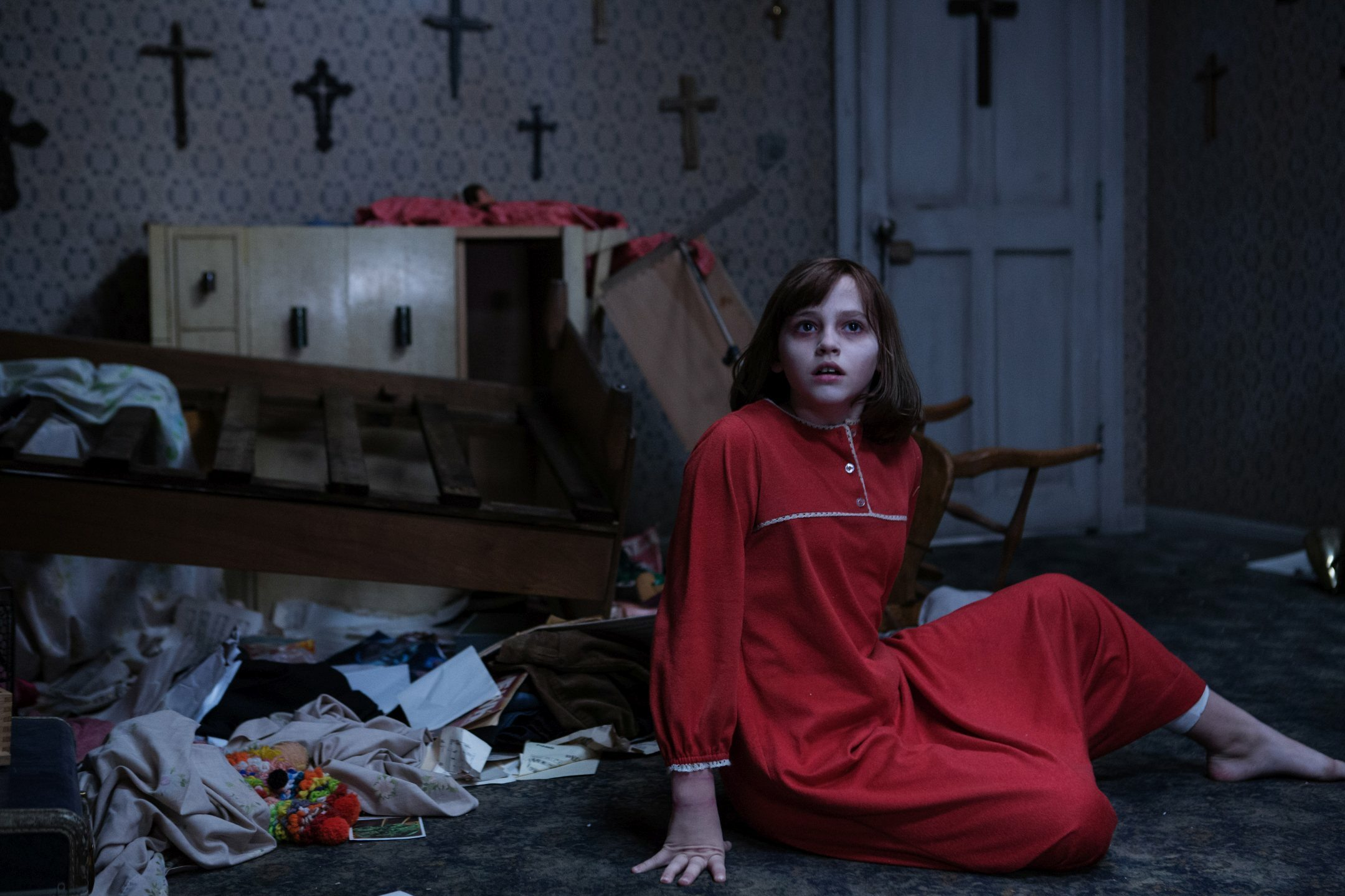 """""""Obecność 2"""" / """"The Conjuring 2: The Enfield Poltergeist"""" (2016)"""