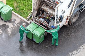 Odbiór odpadów