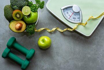 Odchudzanie, zdjęcie ilustracyjne