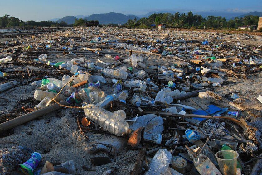 Odpady plastikowe