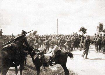 Odwrót oddziałów 3 Armii Wojska Polskiego spod Kijowa