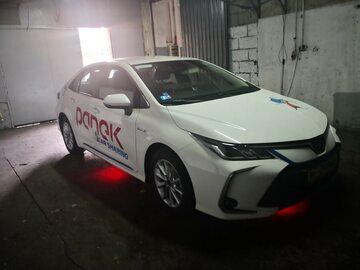 odzyskane auto Panek CarSharing