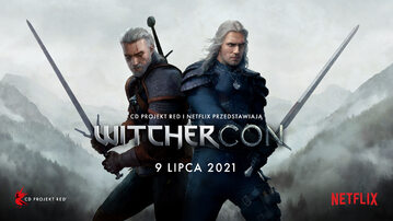 Oficjalny plakat WitcherConu